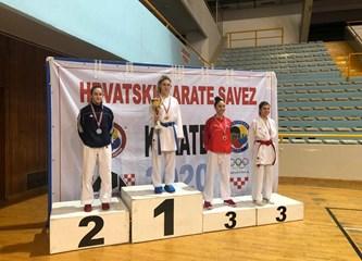 Trenerica Ines Grdenić odvela Miju Mijović i Petra Oreškovića do medalja na prvenstvu Hrvatske