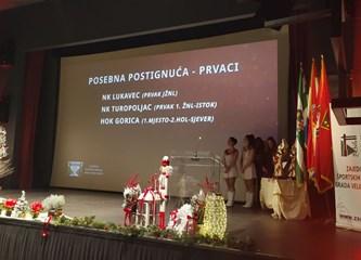 Velika Gorica ima se čime pohvaliti: Ines ponovno najbolja, Ćavar naslijedio Bošnjaka
