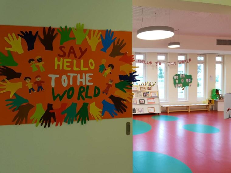 Vrtićanci pozdravljaju svijet i uče o toleranciji | Jaska