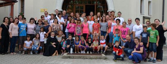 Suze na rastanku Goričana i Slavonaca