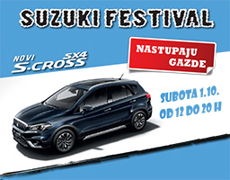 Suzuki festival uz Gazde