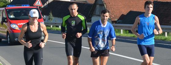 Braniteljima u čast trčali do Pokupskog