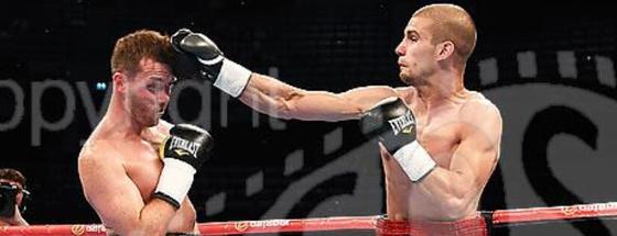 Ivan Njegač priprema boksački spektakl