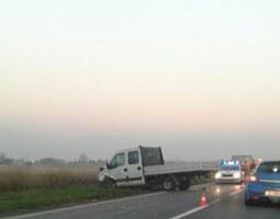 Prometna nesreća na D30, mole se vozači da idu obilazno preko Novog Čiča i Lazine
