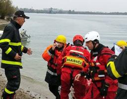 Međunarodna vježba DUZS-a: Goričani sudjelovali u spašavanju na vodi