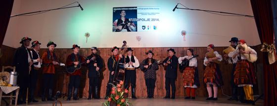 Prvi festival turopoljskih tamburaša
