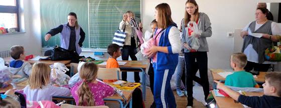 Prikupili 56 000 kn za učenike u Slavoniji