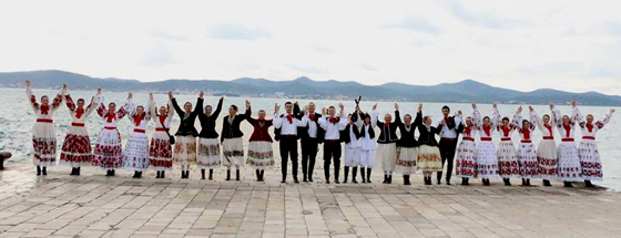Turopoljske pjesme i delicije na Kalelargi